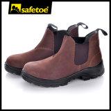 En ISO 20345 Zapatillas de seguridad para los dedos de los pies de metal compuesto Free100% M-8361