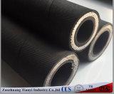 Шланг высокой черноты шланга синтетической резины давления гидровлический
