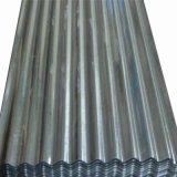 Aluzinc revestido a folha de cobertura de aço corrugado