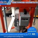 Revestimento eletrostático manual do pó do aço inoxidável de Galin/máquina de vibração peneira do pulverizador/pintura