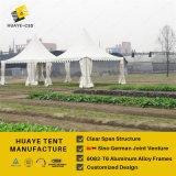 庭の使用(hy034G)のためのPVCカバーが付いているドイツのおおいのテント