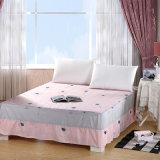 Fundamento Home elegante barato Bedskirt de matéria têxtil da fábrica de China