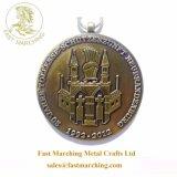 Antieke Muntstuk Indiër van het Metaal van het Embleem van de Prijs van de fabriek het Legendarische Oude Roman