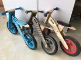 Heiße Verkaufs-Qualitäts-hölzernes Fahrrad, populäres hölzernes Ausgleich-Fahrrad