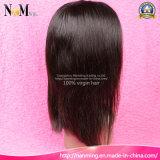 Parte dianteira reta peruca cheia do laço de Borgonha do cabelo peruano cheio do Virgin da peruca do cabelo humano do laço do cabelo humano do laço 30 da peruca 8 '' - '' para mulheres pretas