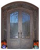 Nizza bello portello esterno decorativo di lusso del ferro saldato