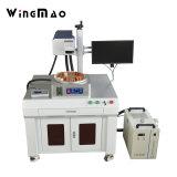 UV Purpere 355nm van de Laser het Merken en van de Gravure Machine voor het Plastiek van het Metaal