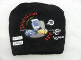 Personnalisé Airline / voiture / bus coton appuie-tête couverture