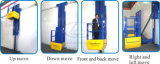 Elevatore tridimensionale costruito e professionale di Guangli (GL1010)