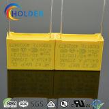 금속을 입힌 폴리프로필렌 필름 축전기 (X2 0.47UF/275V E4)