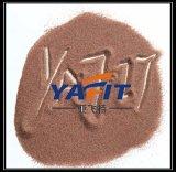 Granat-Sand-Wasserstrahlausschnitt-Granat-Sand abschleifenden Startens120#