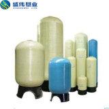 El tanque de agua de la fibra de vidrio de GRP FRP para el almacenaje del agua y el tratamiento de Wate