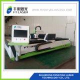 taglierina d'acciaio FT-3015W del laser della fibra del metallo di CNC 500W