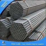 Il programma 40 del materiale da costruzione ASTM A53 ha galvanizzato il tubo d'acciaio