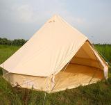 Im Freien kampierendes Segeltuch-Rundzelt-Familie Glamping Ereignis-Zelt
