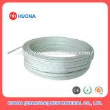 Tipo J fibra do fio de extensão do termopar (JX-FG/FG/SSB-0,5 X 2)