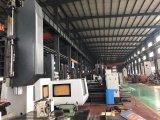 La perforación de la herramienta de fresadora CNC y centro de mecanizado de pórtico para la elaboración de metales Gmc2312