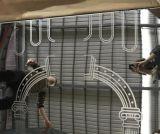 Plaque en acier inoxydable laminés à froid pour la décoration