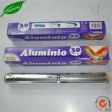 食品包装のための世帯のアルミホイル