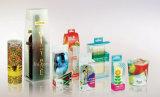 제조자 주문 명확한 패킹 PP 애완 동물 PVC 플라스틱 선물 상자