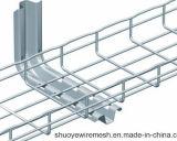 Het Dienblad van de Kabel van het Netwerk van de Draad van het roestvrij staal met Ce/SGS Vermelde Fabrikant