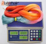 Выдвижение 2017 волос Jumbo оплетки X-Pressions Kanekalon оплетки волос 100% синтетическое для салона Lbh 031