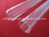 1本の端によって閉じられる水晶管の水晶ガラス管を取り除きなさい