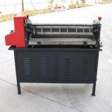 Hoja de papel de la máquina del pegamento de Js que pega la máquina con pegamento frío