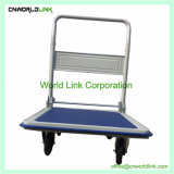 Plastikhand-LKW-faltbare Ladeplatten-Karre der plattform-300kg
