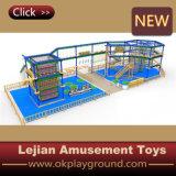 Multiplay de nouveaux jeux d'escalade intérieure pour enfants Aire de jeux (TZ1501-2)