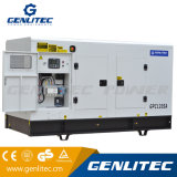 Бесшумный 100 квт дизельный генератор с оригинального двигателя Cummins