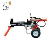 ホームに庭いじりをする18ton使用された水平油圧ログのディバイダー