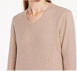 Kaschmir-Strickjacke-Pullover-Großverkauf 100% der Frauen