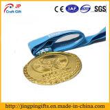 カスタム高品質車のロゴの金属メダル