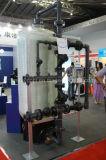 Filtro de tratamento de água com válvulas múltiplas para uso industrial