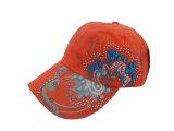 Panneau 6 Casquette de baseball avec tissus à motifs floraux BB112
