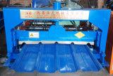 Folha de tejadilho máquina de formação de rolos de dupla camada