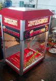 Macchina commerciale del popcorn del singolo POT dalle 8 once