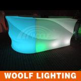 Conjunto de barras de luz de mudança de cor LED Iluminação de móveis ao ar livre