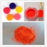 化粧品のための蛍光粉のネオン顔料