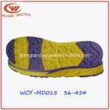 Sola da sapatilha de EVA da qualidade de Phylon única melhor