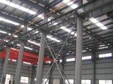 Bâti préfabriqué de l'espace de structure métallique pour l'usage industriel