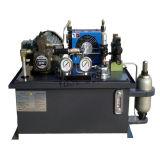 Wasserkraftanlage-Wasserkraftanlage mit hydraulischem Druckspeicher