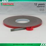Sh361 pegajoso estupendo a prueba de calor 180c acrílico cinta adhesiva para el montaje Somitape