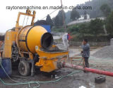 Selling caliente Diesel Concrete Mixer y Pump