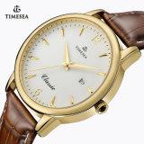 Orologio di modo di alta qualità, vigilanza 72196 del quarzo