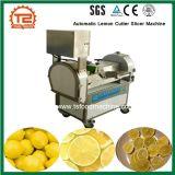 Frutos de máquinas de corte do cortador de Limão cortador com pedal Máquina Automática