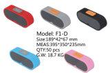 Mini colunas Bluetooth com a FM, Suporte TF e a unidade Flash USB