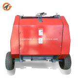 トラクターPtoの販売のためのコンパクトな取付けられた小型干し草の梱包機機械