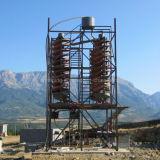 Il raffinamento caldo dell'impianto di lavorazione dell'oro di vendita estrae la macchina dell'oro